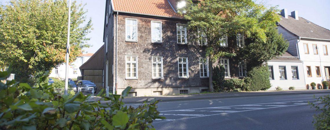 Foto: Kanne-Haus von außen