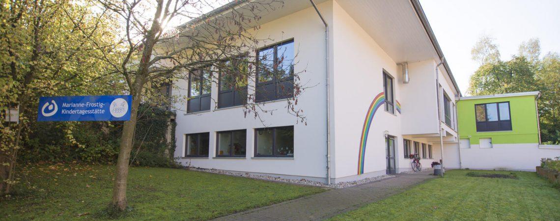 Foto: Gebäude Marianne-Frostig-Kita