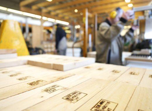 Foto: Holzzuschnitte