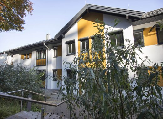 Foto: Haus Sauerländer von außen
