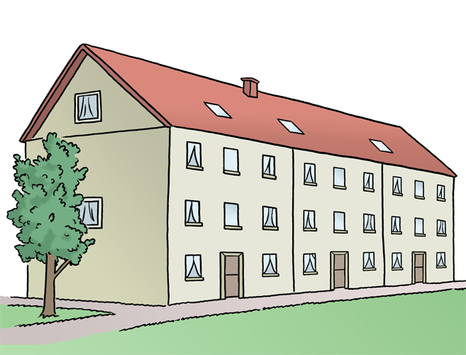 Bild: Wohnhaus